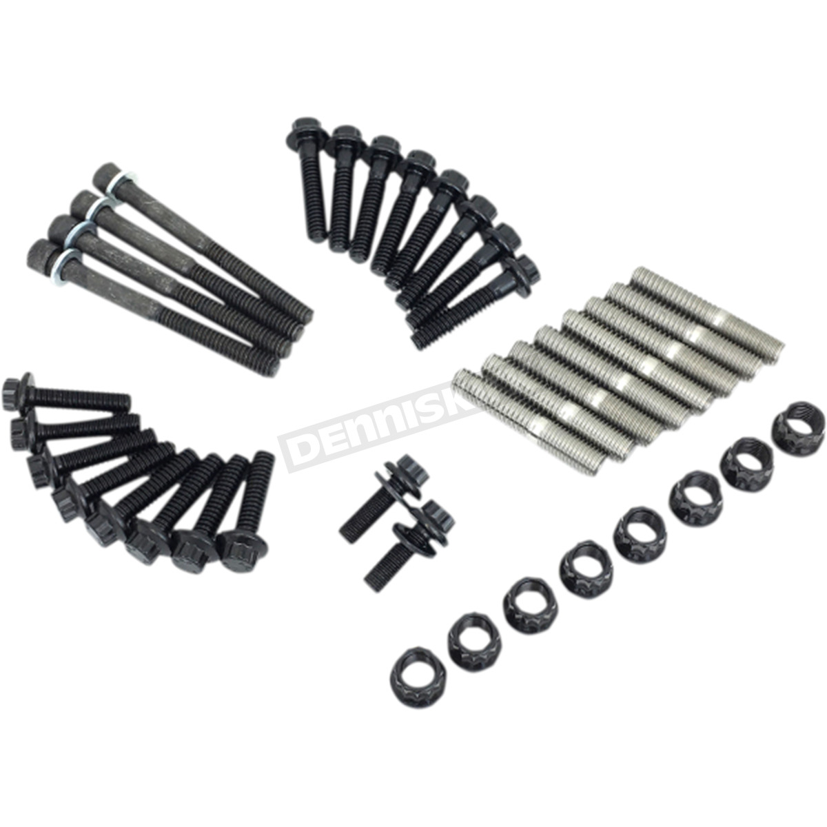 Feuling Parts 12 Point Internal Engine Fastener Kit for M