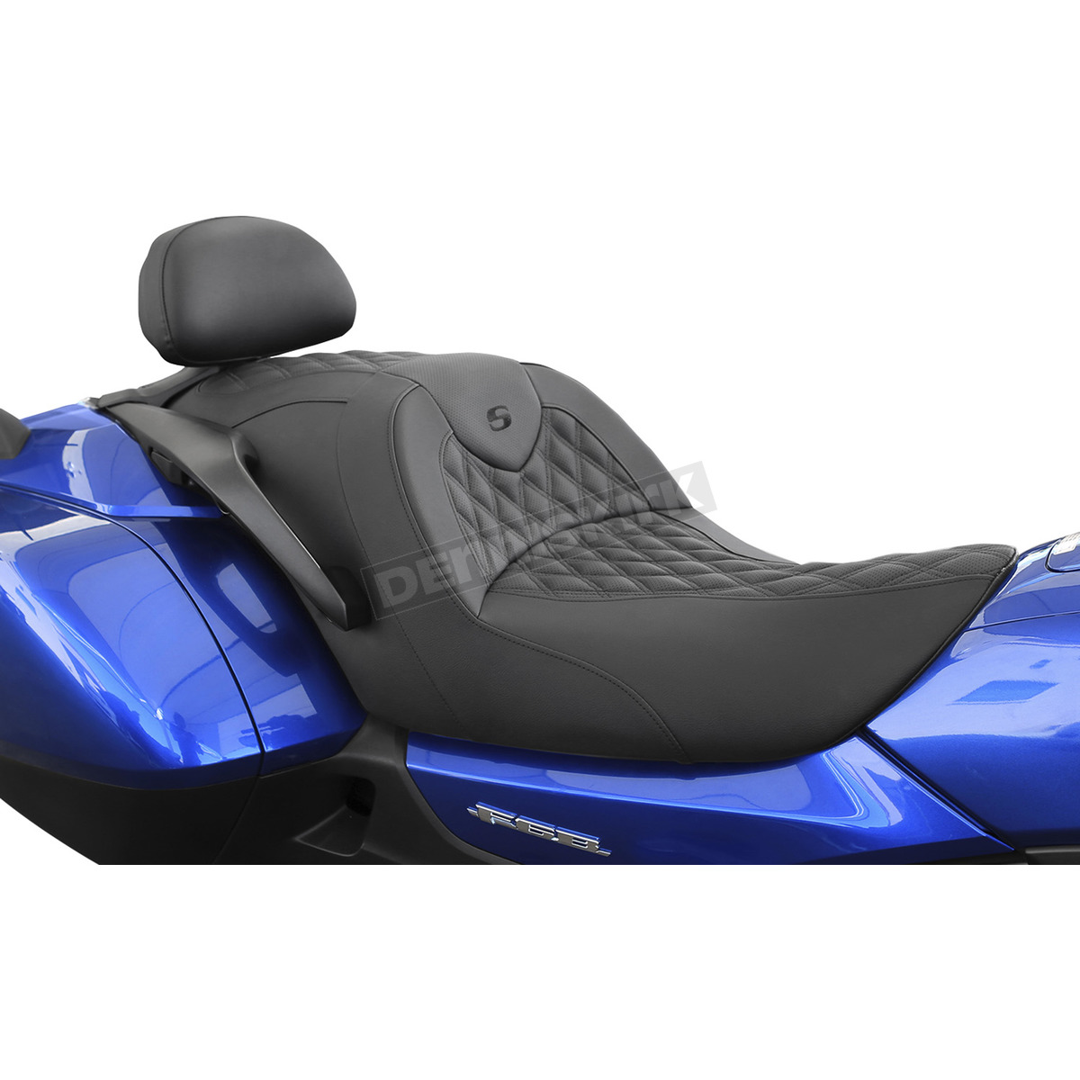 road sofa seat goldwing how to make cushions fluffy again saddlemen ls w backrest h23 20 182br