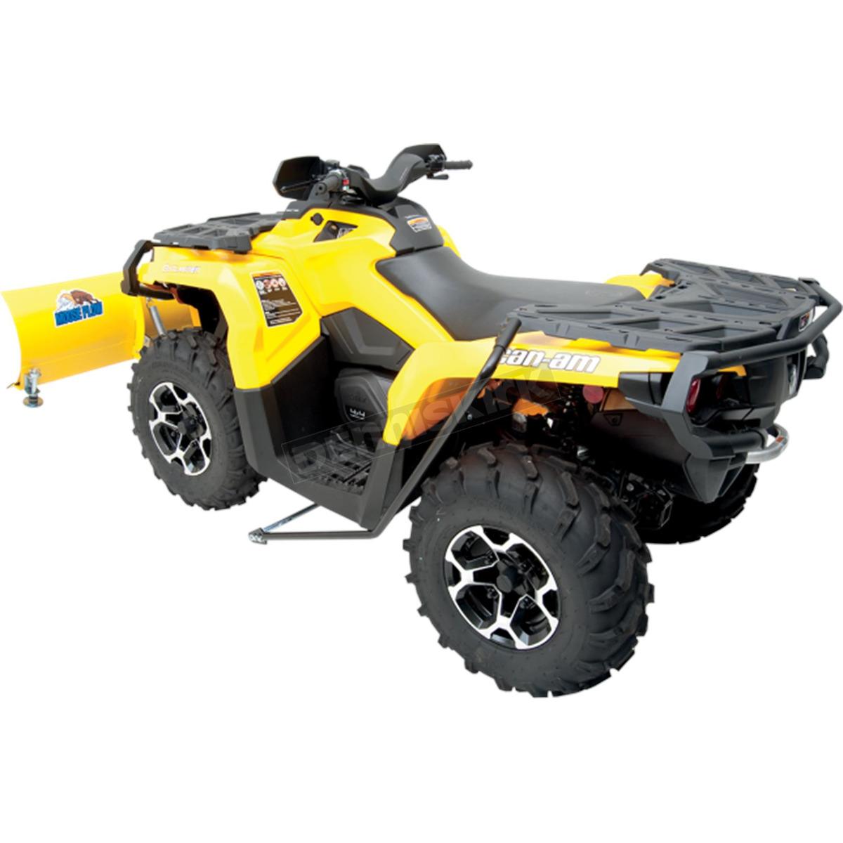 hight resolution of  universal manual plow hand lift 4501 0785