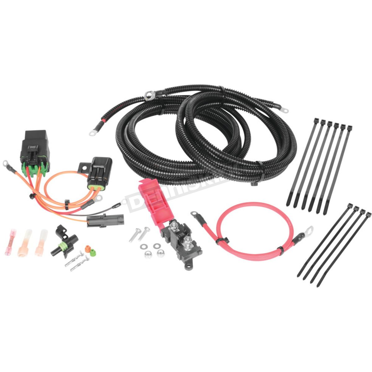 Dragonfire 4 Seat Power Up Harness