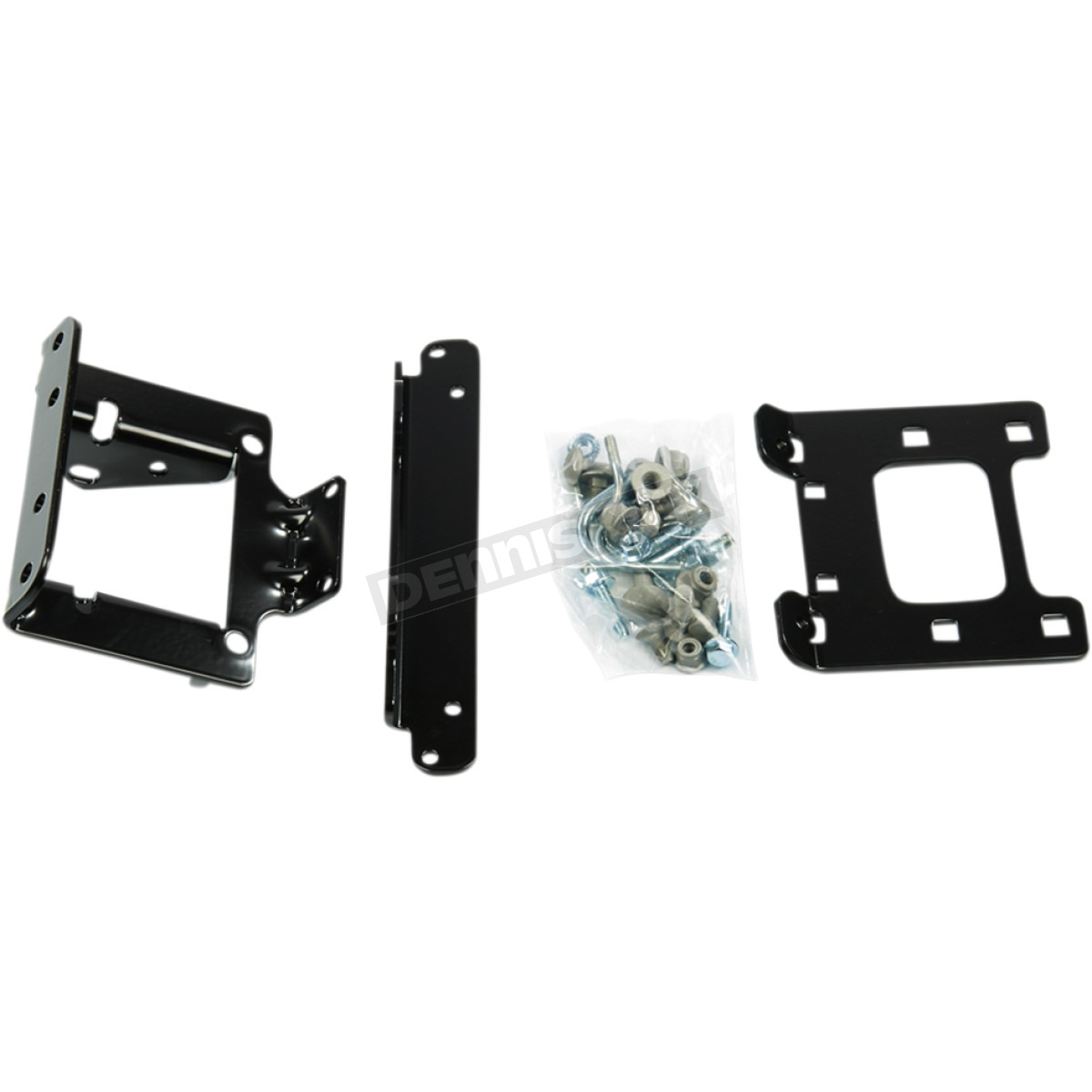 hight resolution of warn winch mount kit 96939