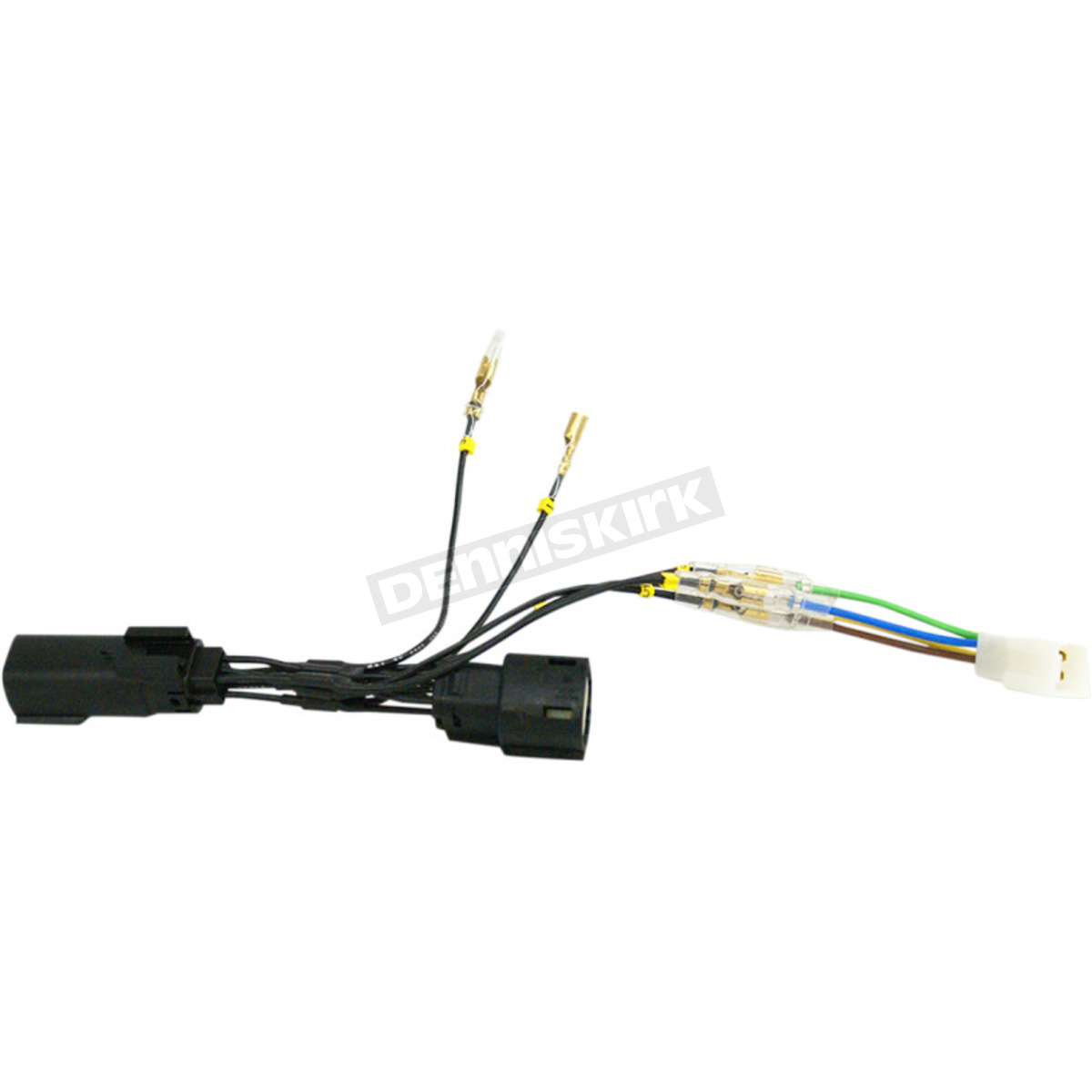 hight resolution of rivco 6 pin molex h d plug n play trailer wiring sub harness hd007 6 pin trailer harness