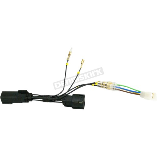 small resolution of rivco 6 pin molex h d plug n play trailer wiring sub harness hd007 6 pin trailer harness