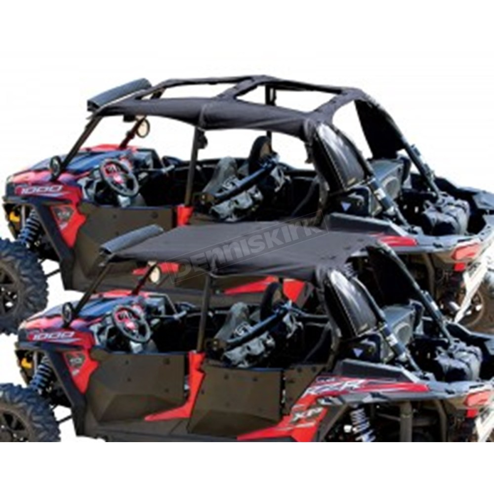 medium resolution of nelson rigg black rzr convertible soft top rg 100 rzr4
