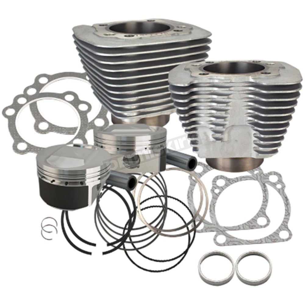 medium resolution of s s cycle xl 1200 to 1250 conversion big bore kit silver 910