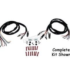 v factor handlebar wiring harness kit 12036 [ 1200 x 1200 Pixel ]