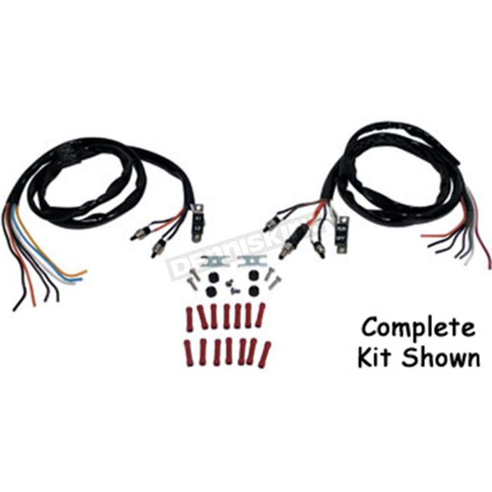 medium resolution of v factor handlebar wiring harness kit 12036