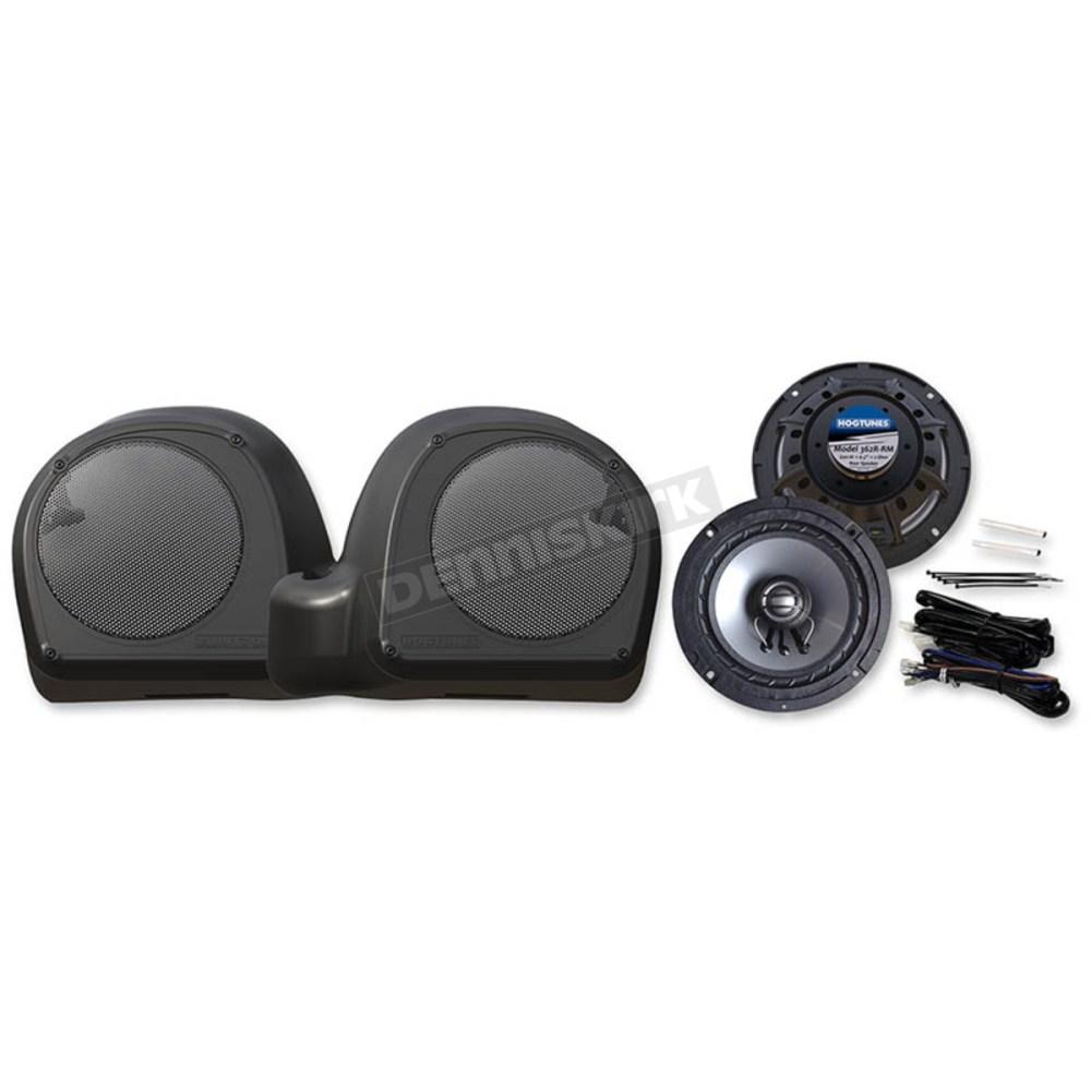 medium resolution of hogtunes fairing lowers speaker kit lc lower rm
