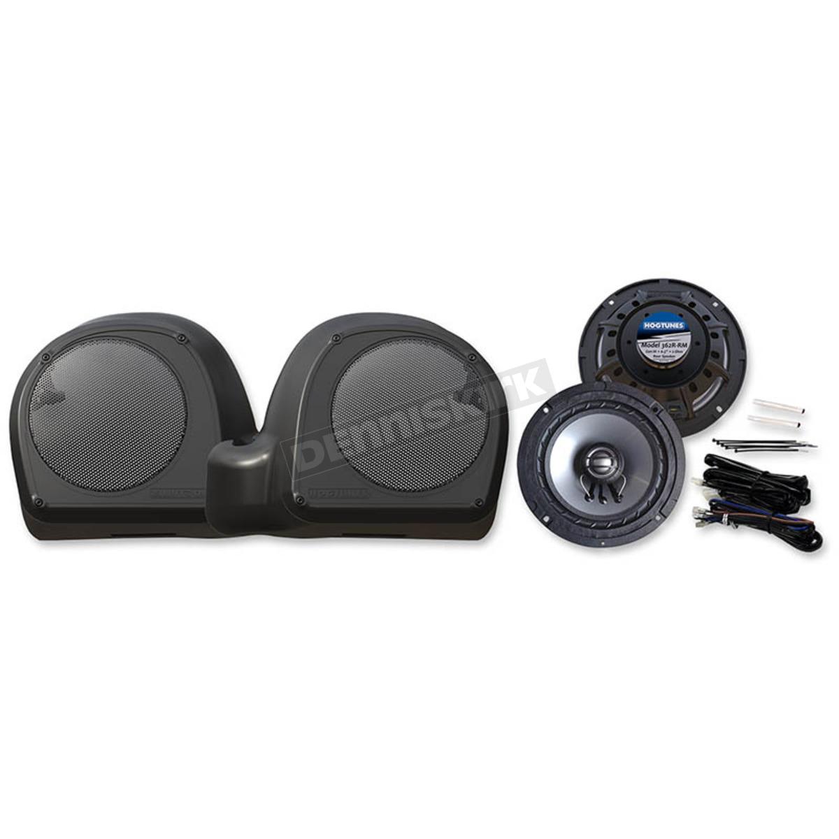 hight resolution of hogtunes fairing lowers speaker kit lc lower rm