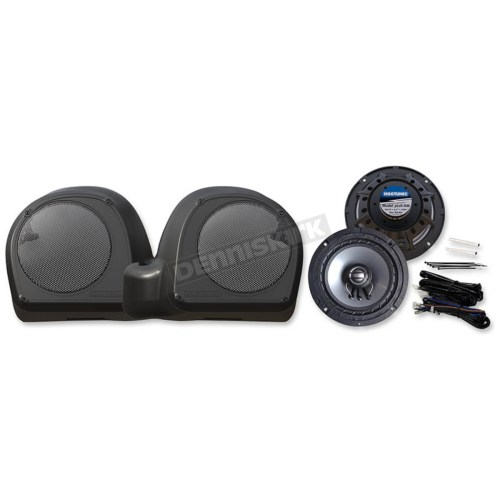 small resolution of hogtunes fairing lowers speaker kit lc lower rm