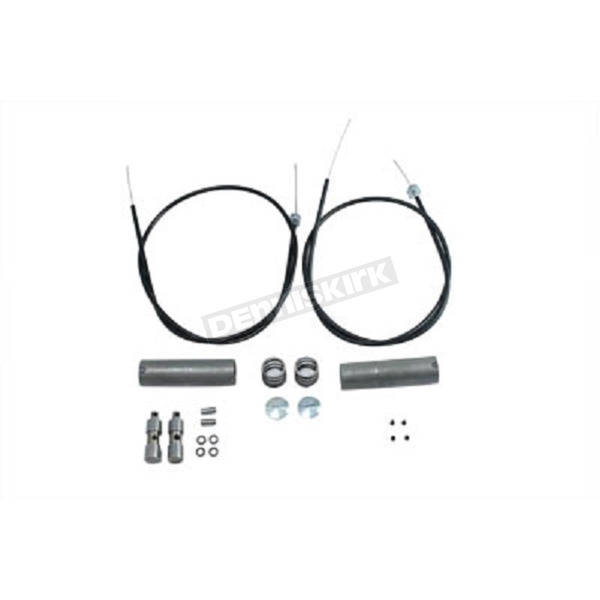 V-Twin Manufacturing Cable Kit for Throttle & Spark
