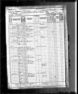 Eleazer Williams - 1870 Census