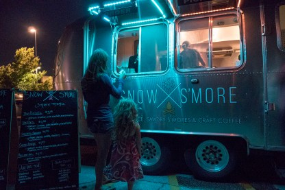 Food Truck: Snow and S'mores