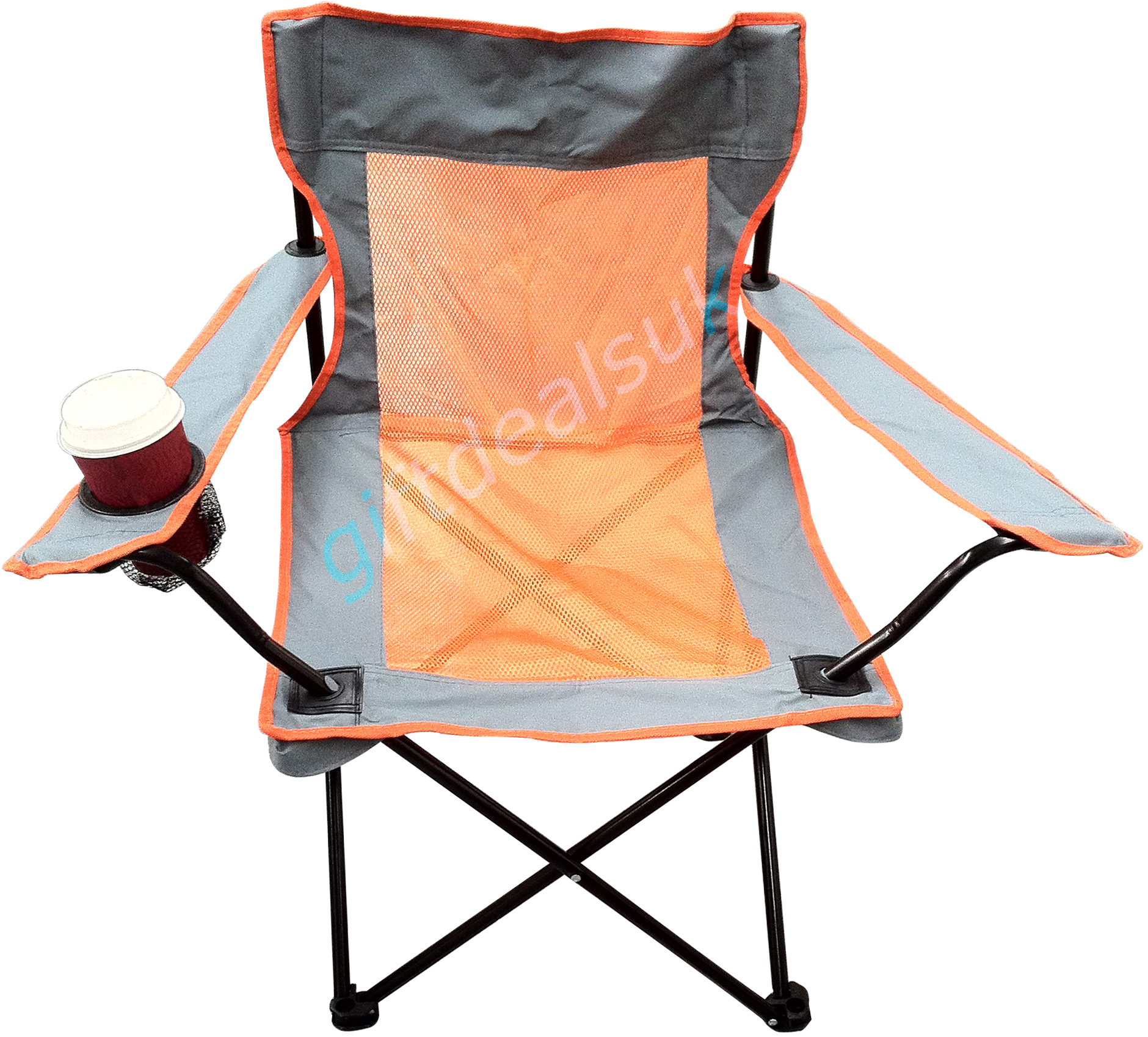 portable directors chair 2 white dining slipcovers hd folding camping seat with cup