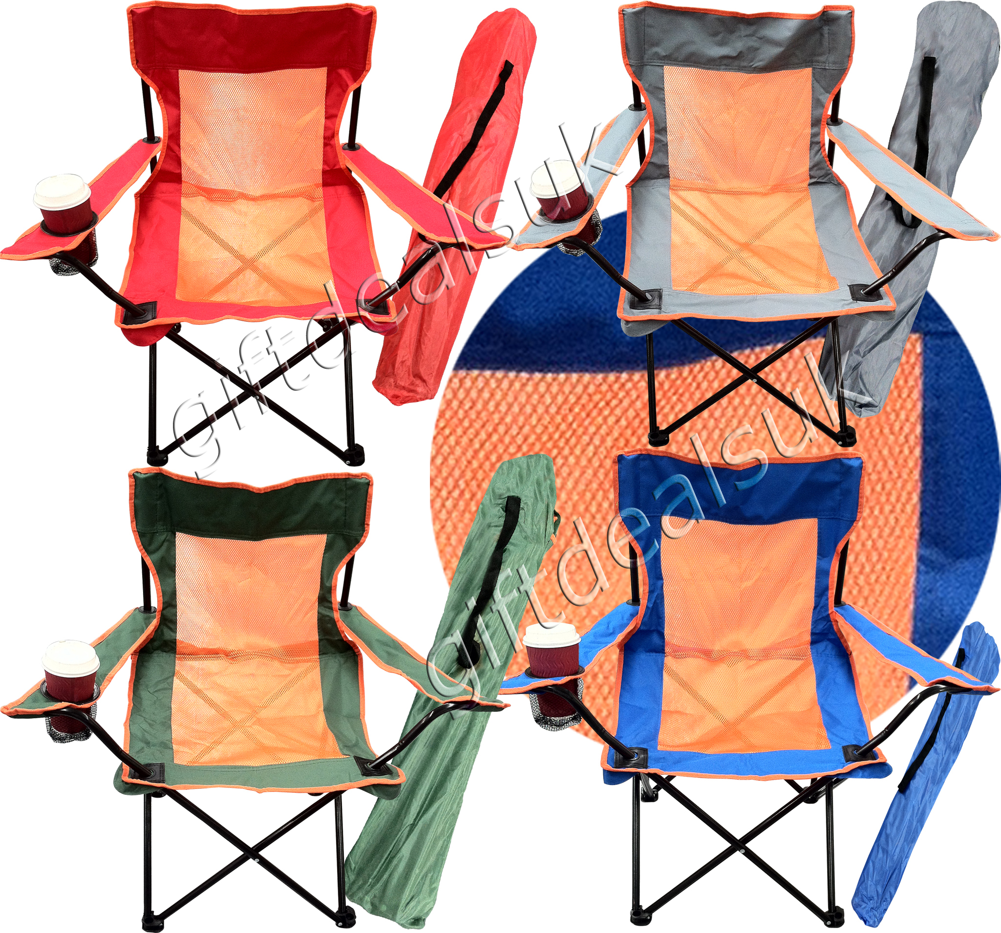 portable directors chair 2 office arms replacement parts folding camping cup holder 4