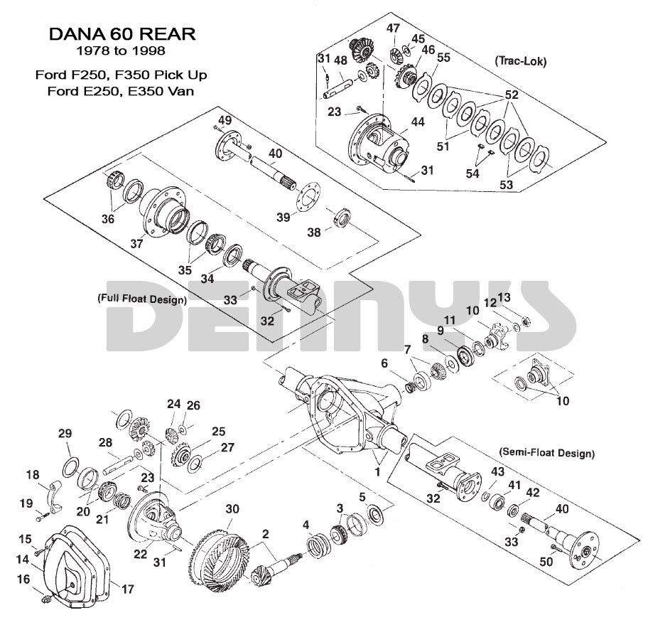 hight resolution of ford f 350 part diagram