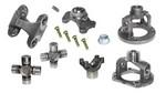 Dodge Aluminum and Steel Driveshafts, Slip Yoke and Pinion