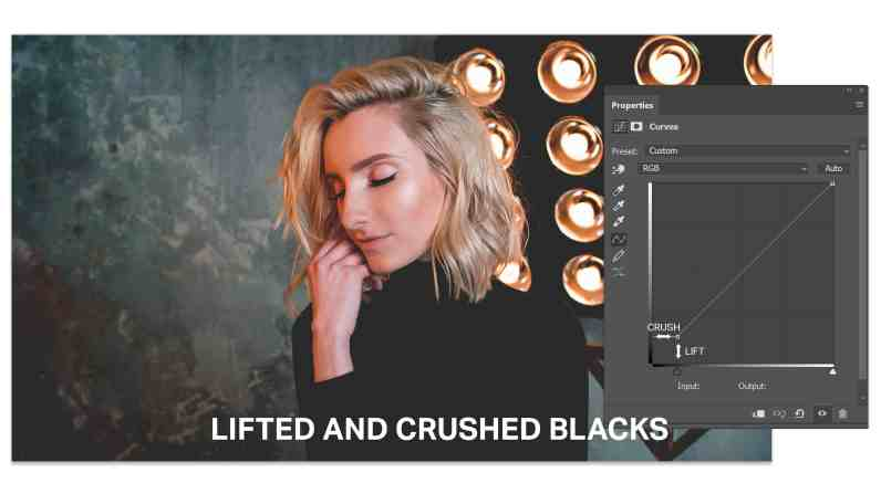 Lifted and Crushed Blacks