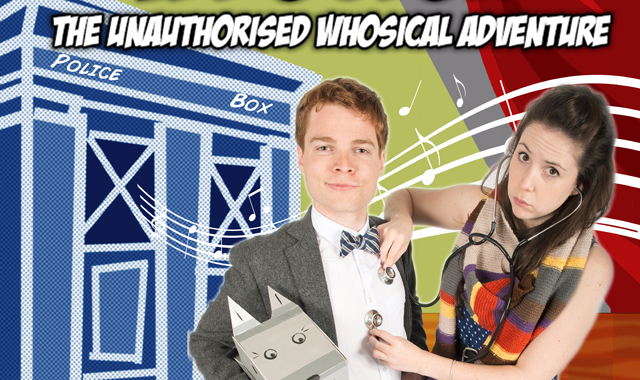 I Need A Doctor: The Unauthorised Whosian Adventure review ...