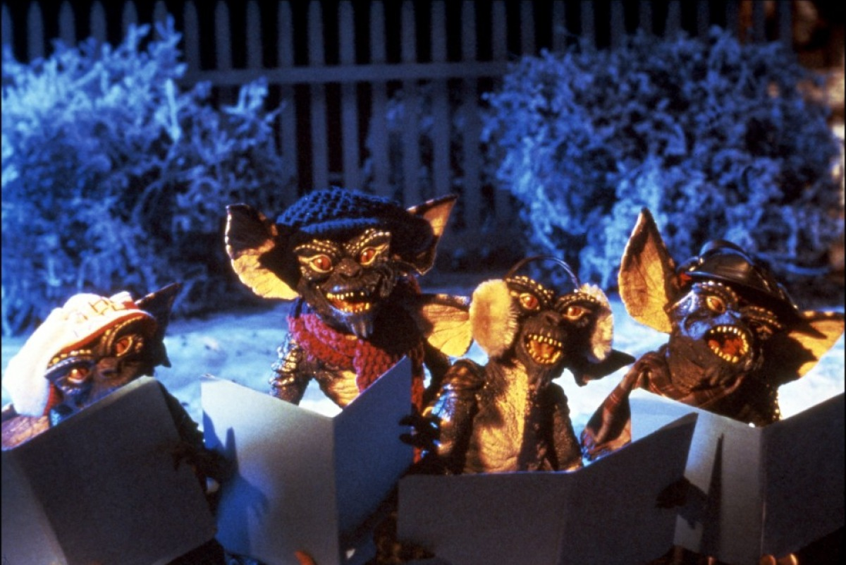 Gremlins - Best Christmas Horror Movies