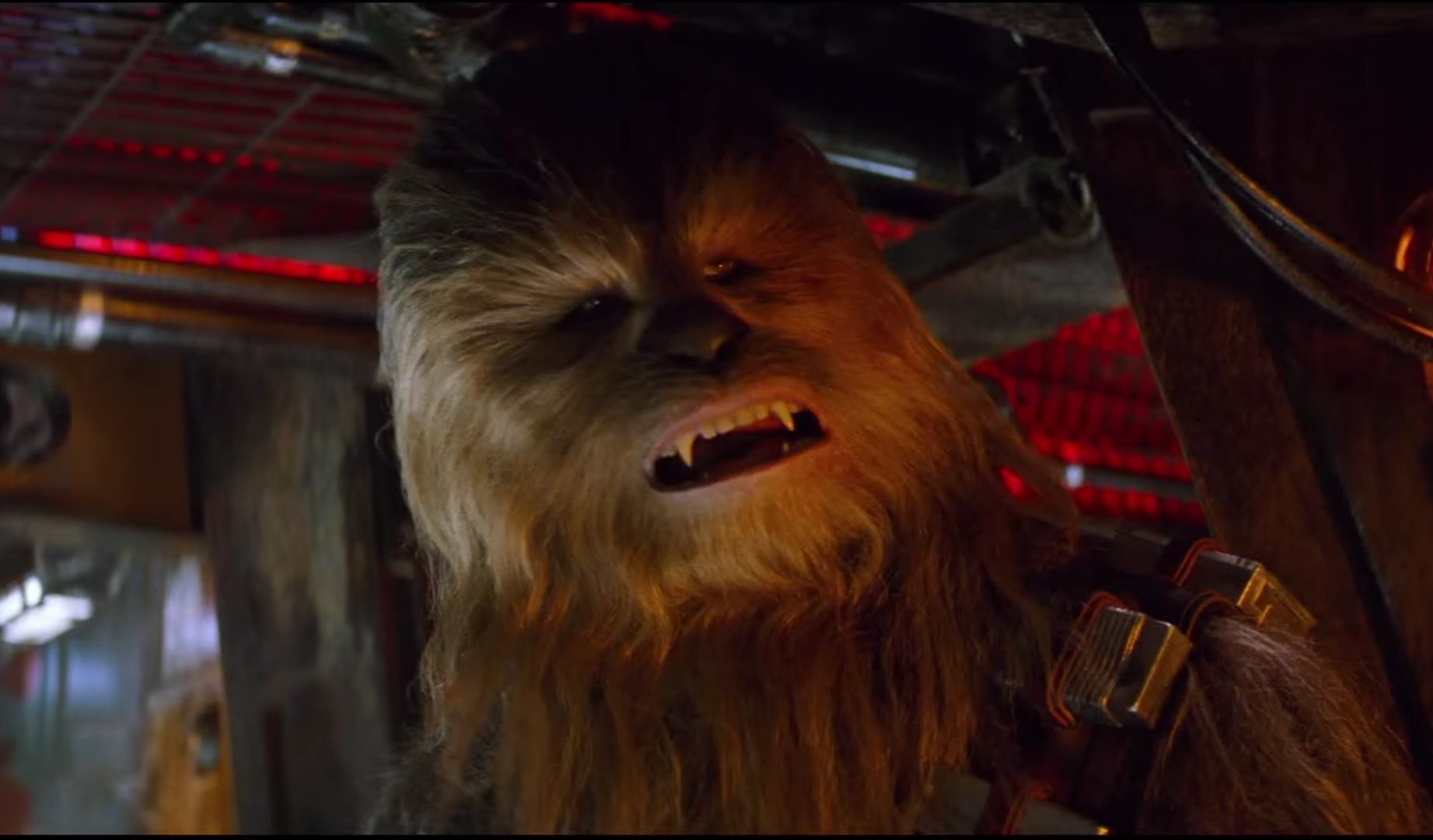 Star Wars: Chewbacca Rips Unkar Plutt's Arm out of its Socket in Deleted Scene from The Force Awakens   Den of Geek