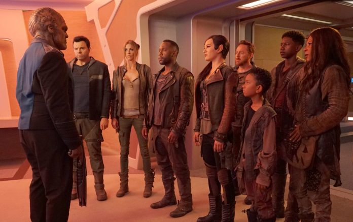 The Orville Season 3 Release Date, Cast, Episodes, Plot, and News   Den of  Geek