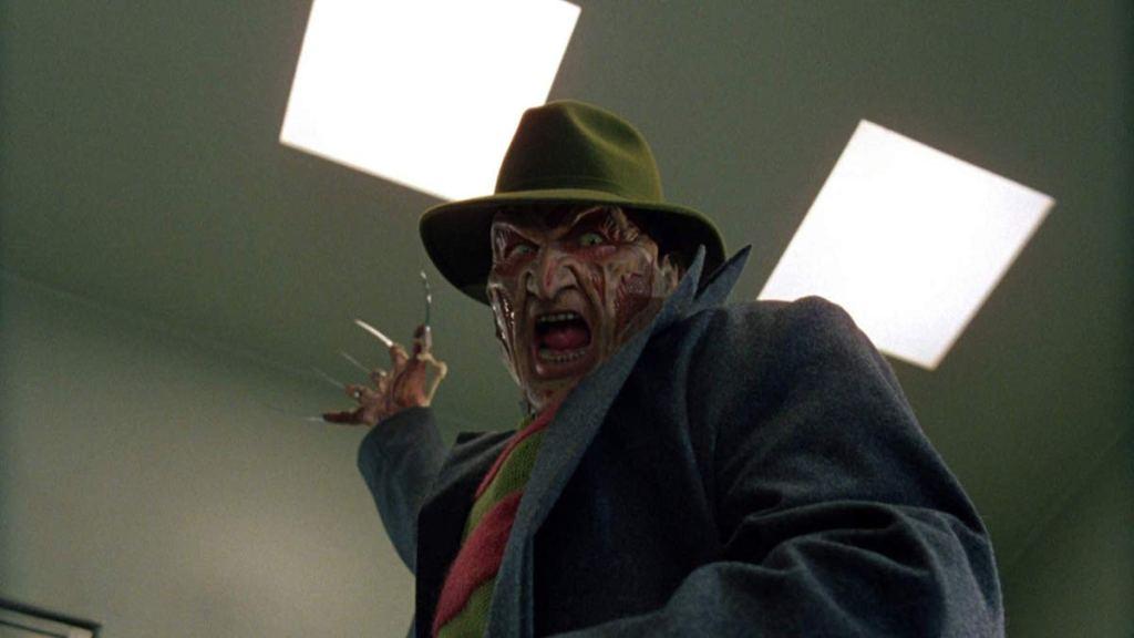 Freddy Krueger in Wes Craven's New Nightmare