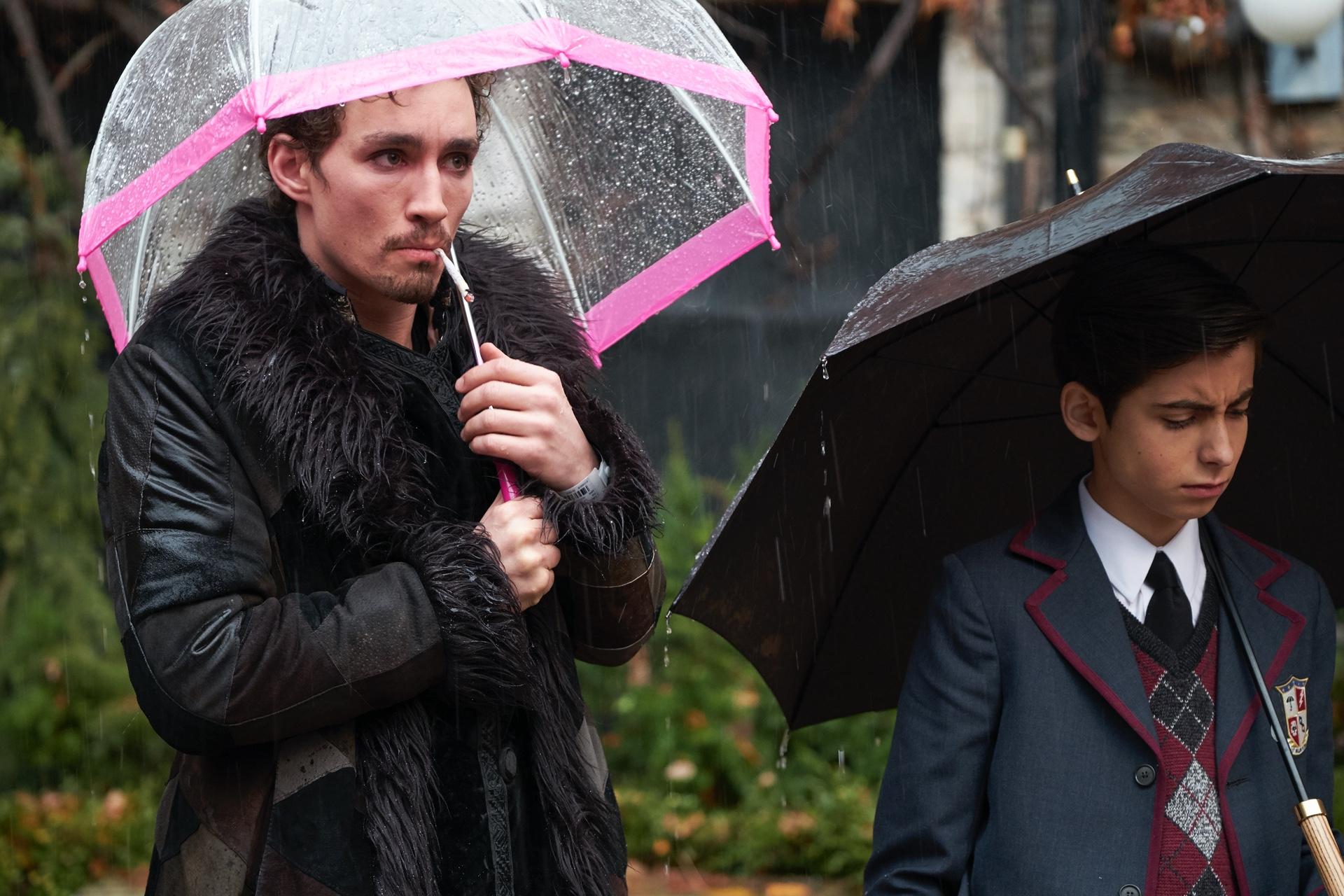 The Umbrella Academy Season 2 Release Date Cast Story