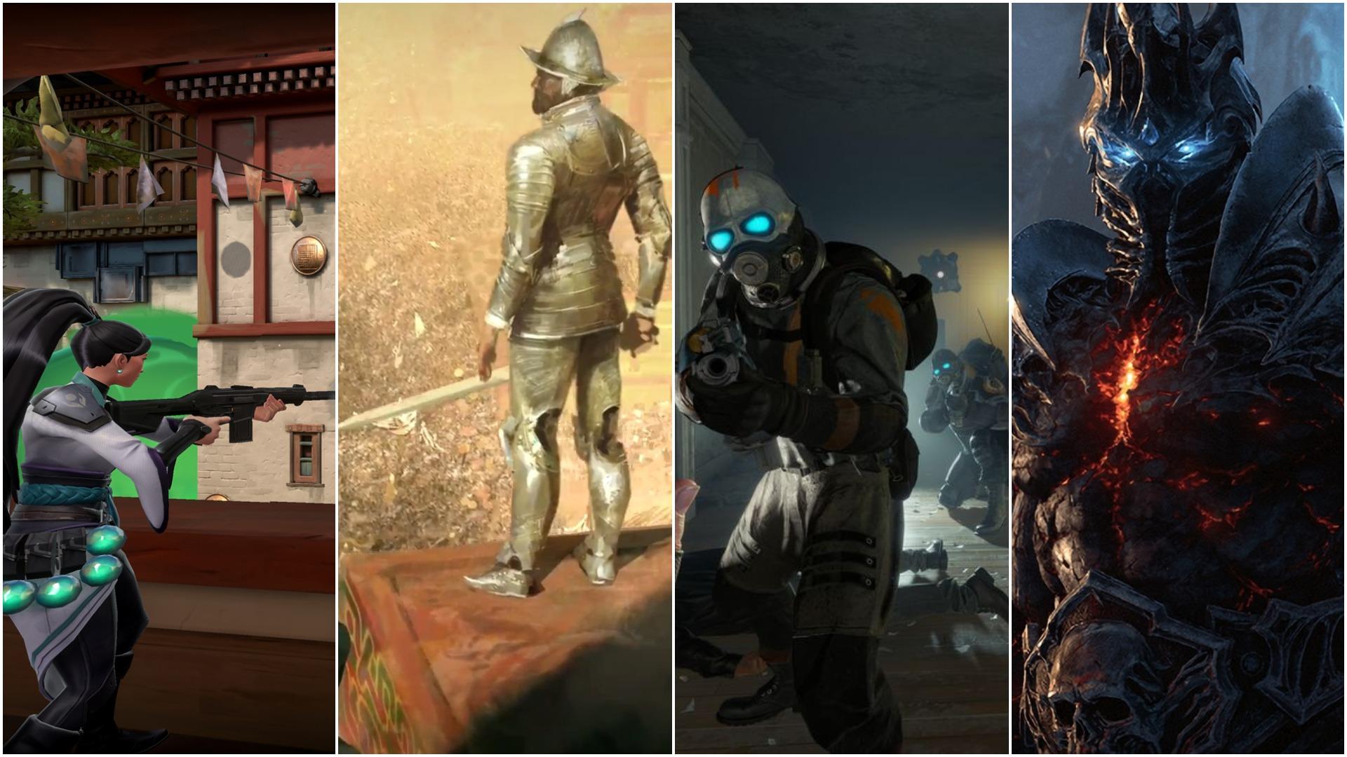 Best Pc Games To Play In 2020 Den Of Geek