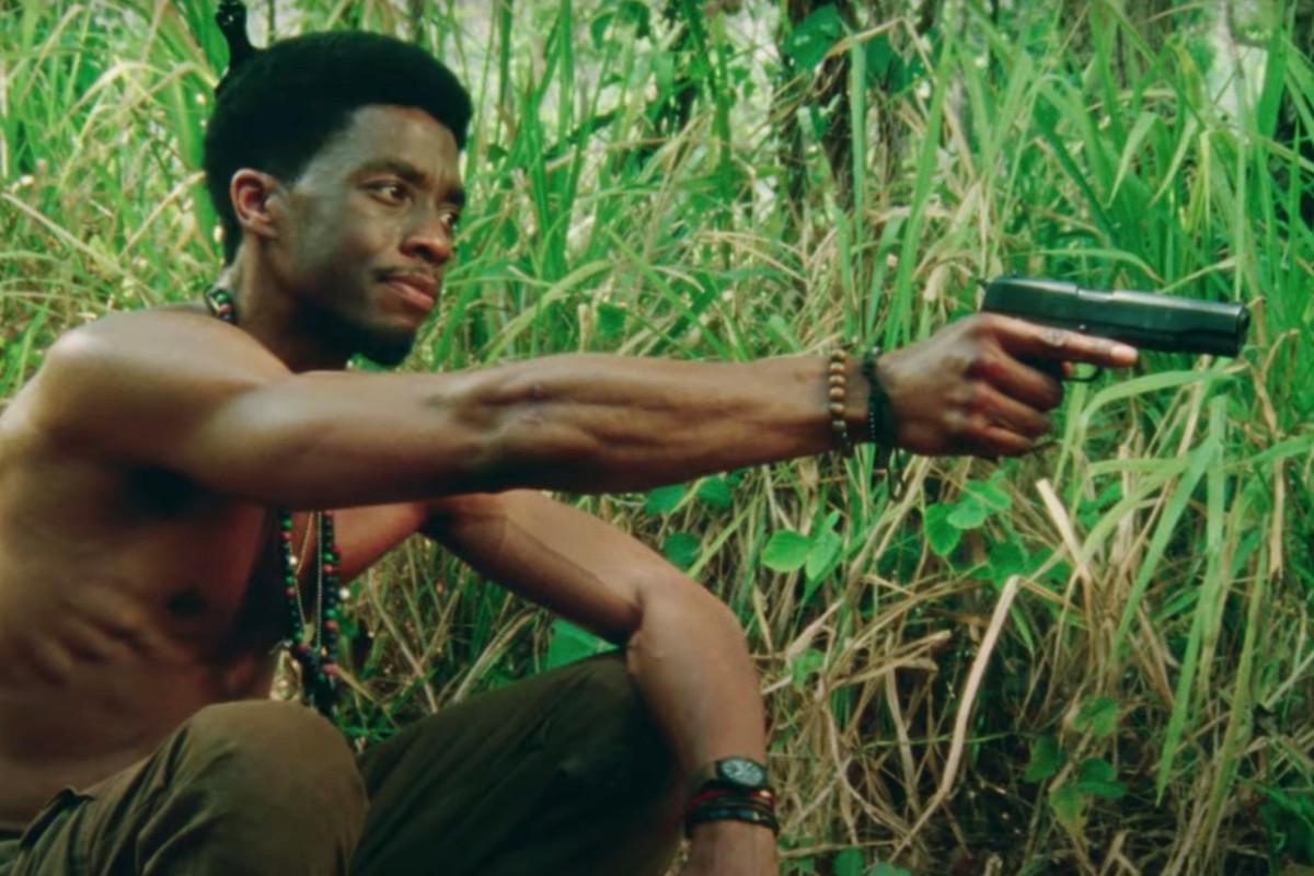 Da 5 Bloods Review: Spike Lee Netflix Movie Returns to the Vietnam War   Den of Geek