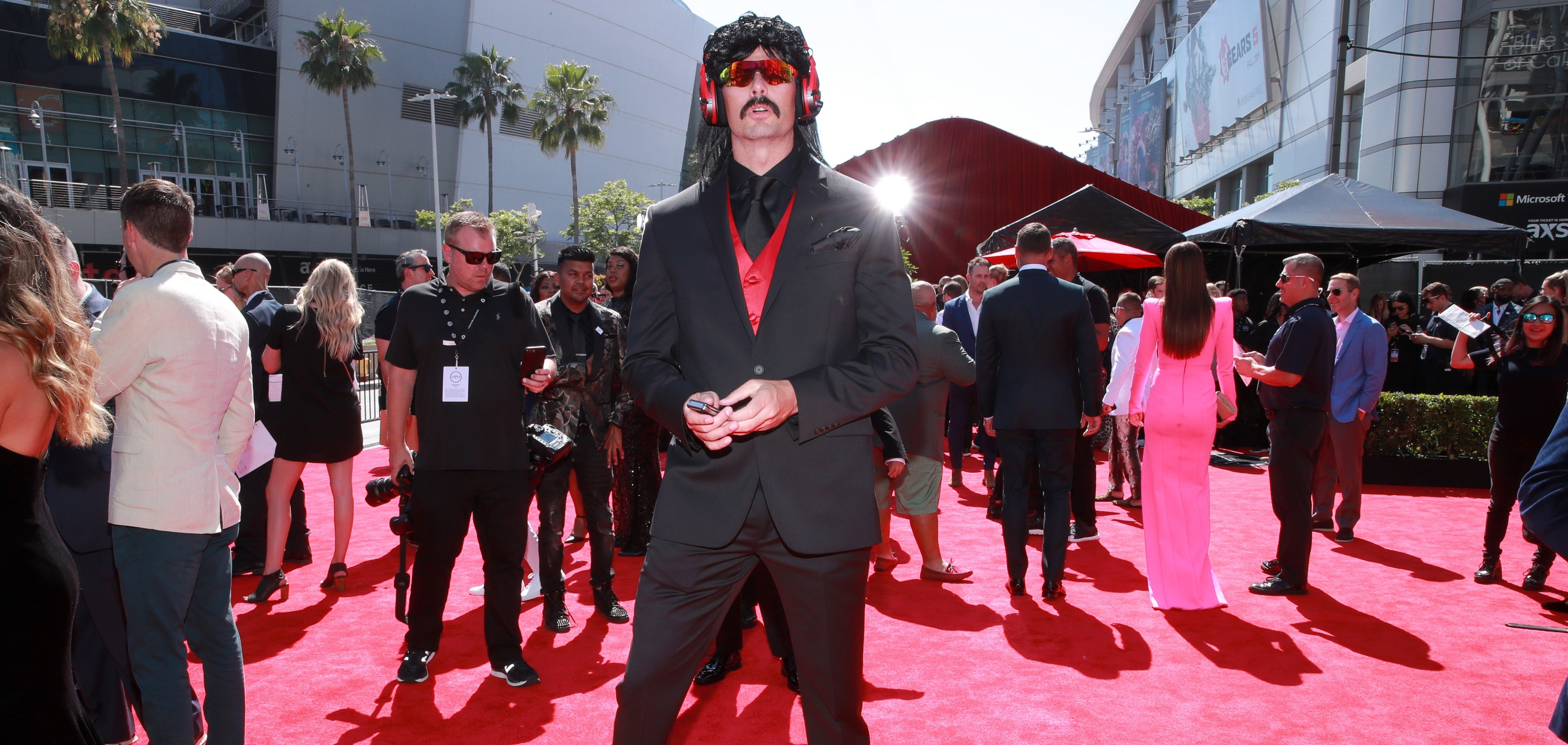 Dr Disrespect Finally Speaks Out About Twitch Ban Den Of