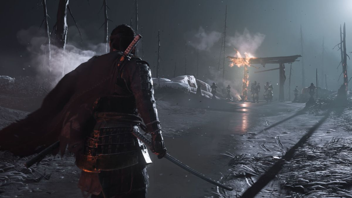 Sucker Punch intentionally extend the loading time of Ghost of Tsushima