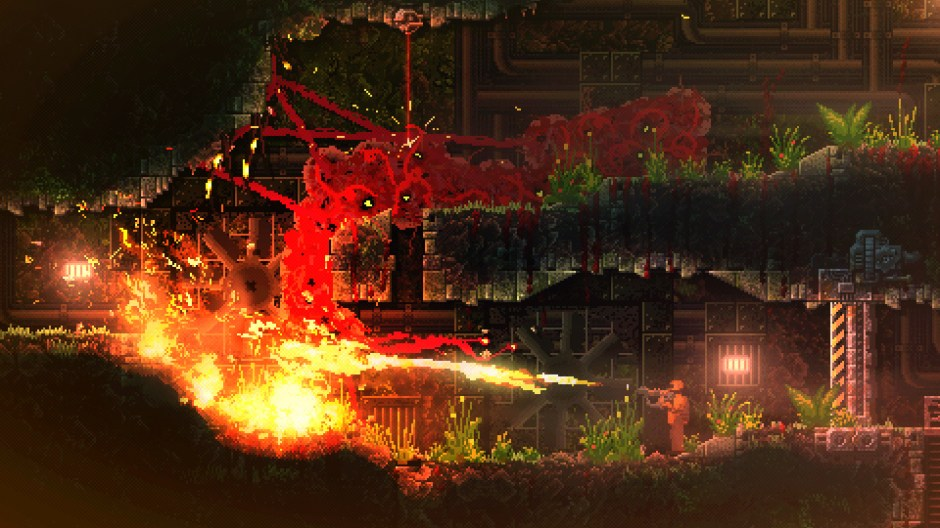 Carrion Review: A Brilliant Horror Game Where You Are the Monster - Den of  Geek