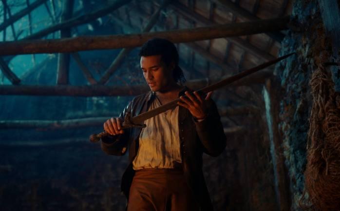 ¿Será Arturo digno de portar la espada?