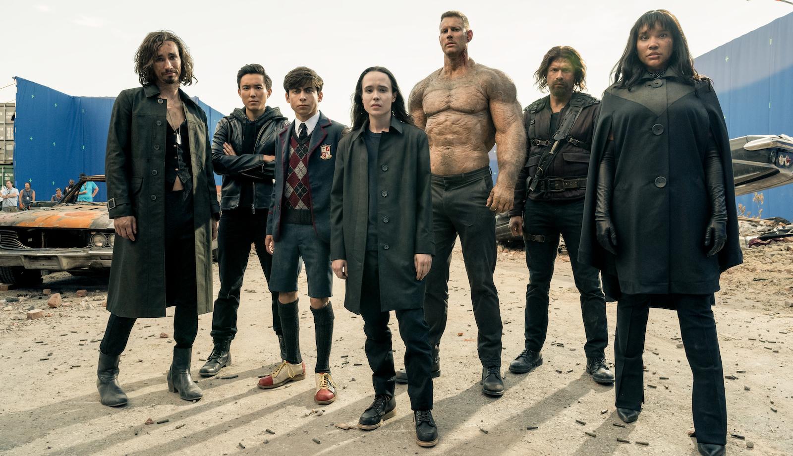The Umbrella Academy Season 3 What To Expect Den Of Geek