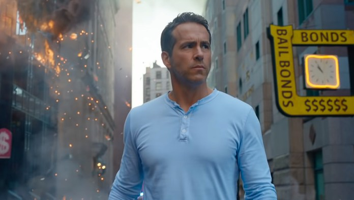 Free Guy Trailer: Ryan Reynolds is a Video Game Character Trying to Save  His World - Den of Geek