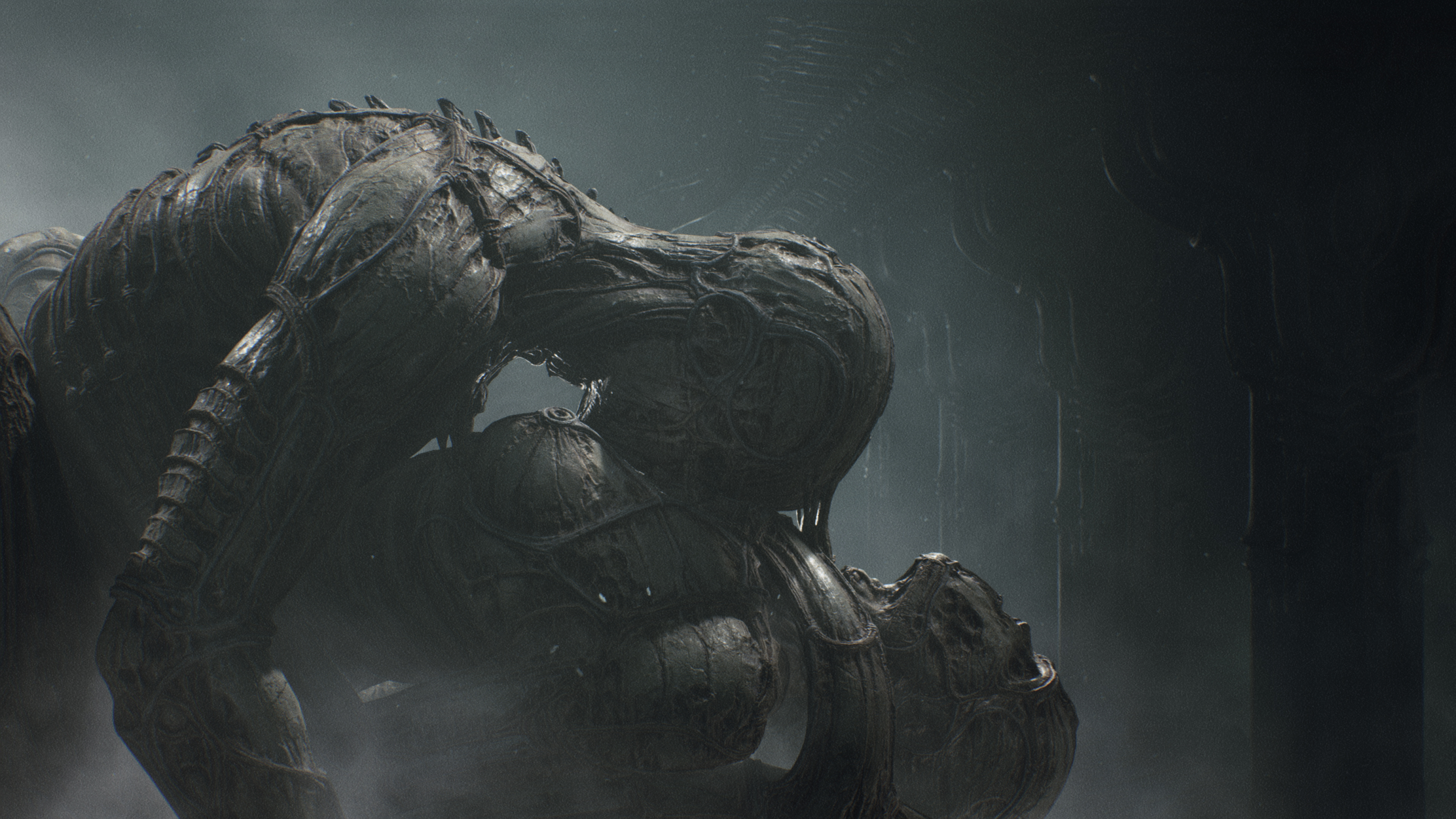 How Scorn Turned the Art of H.R. Giger into a Nightmarish Horror Game World