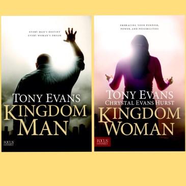 Kingdom Man & Kingdom Woman