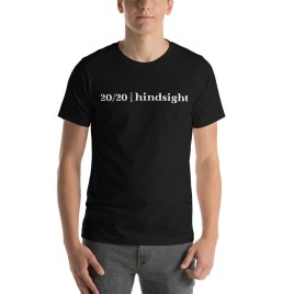 20/20 Short-Sleeve Unisex T-Shirt