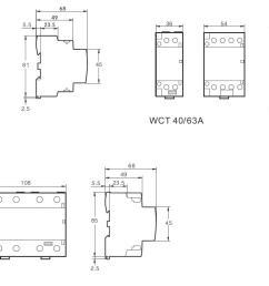 dimensions of modular contactors wct [ 1206 x 791 Pixel ]