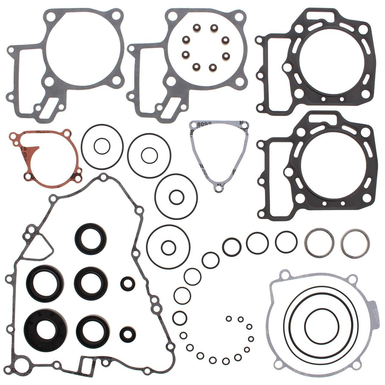 Complete Gasket Kit W Oil Seals Kawasaki Teryx 750 4x4