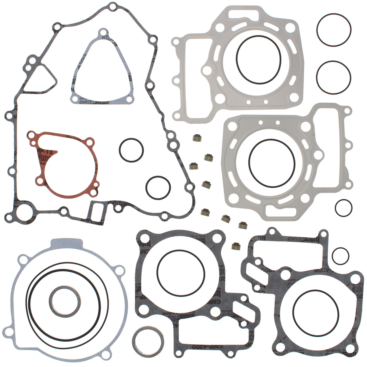 Complete Gasket Kit Arctic Cat 650 4x4 w/AT V2 650cc 2004