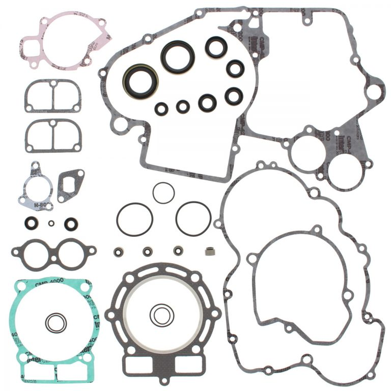 Complete Gasket Kit w/ Oil Seals Arctic Cat El Tigre 5000