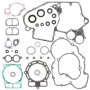 Complete Gasket Kits with Oil Seals KTM