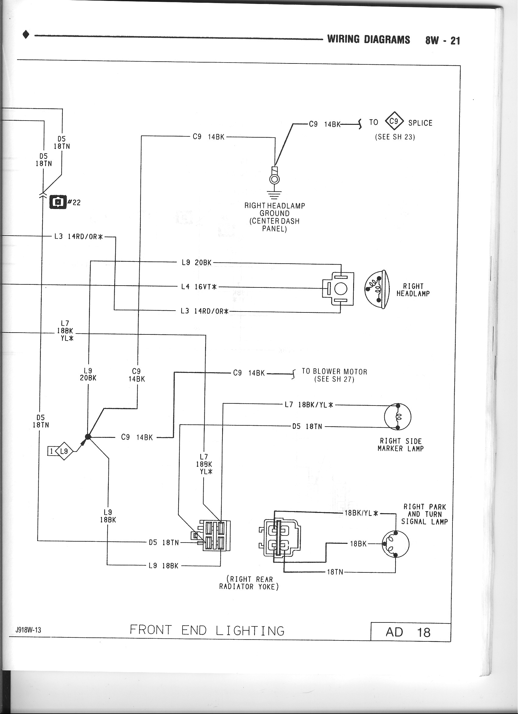 1991 toyota pickup alternator wiring diagram rigid heddle loom 87 dodge dakota get free image
