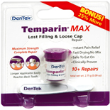 Emergency Fix Dental Crown Cap Cement Repair Where To Buy