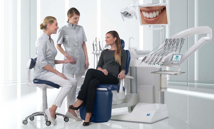 RPA Dental Equipment Stern Weber TRC 380 002