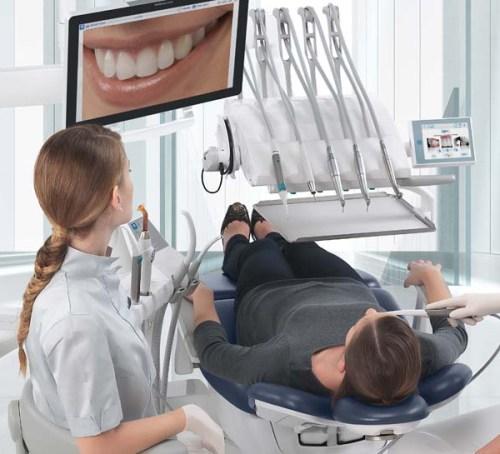 RPA Dental Equipment Stern Weber TRC 380 004