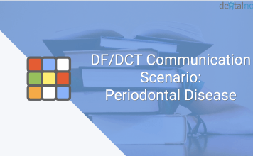 DF/DCT Communication Scenario: Periodontal DIsease