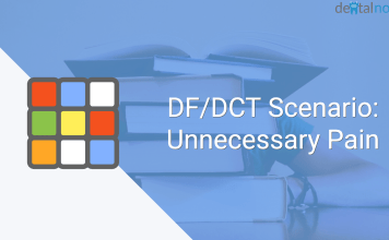 DF/DCT Scenario: Unnecessary Pain